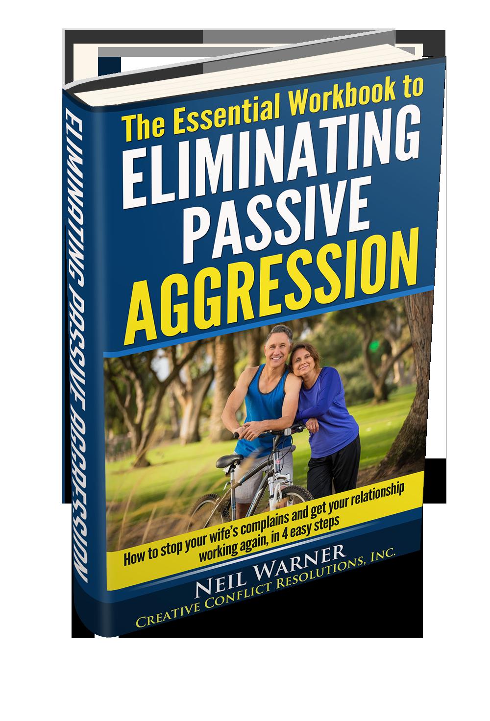 How to cure passive aggressive behavior